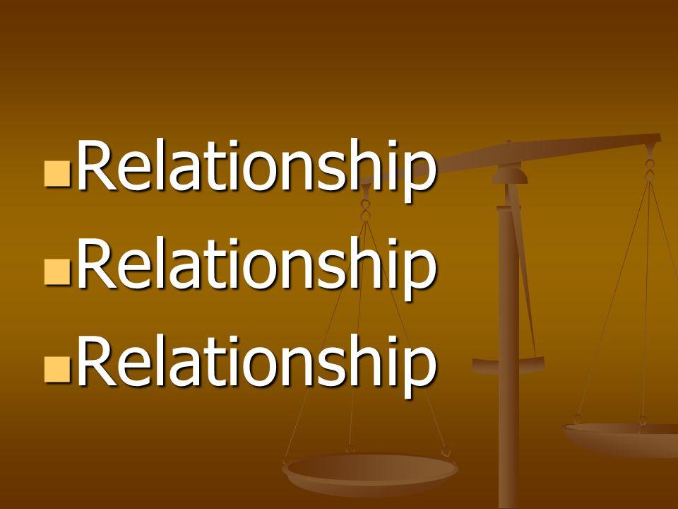 Relationship Relationship