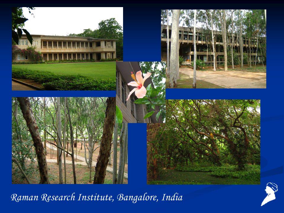 Raman Research Institute, Bangalore, India
