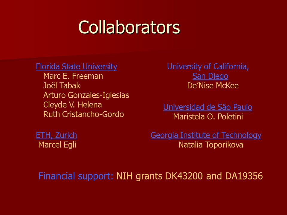 Types of Studies Performed in the Lab Lab modeling in vitroin vivo