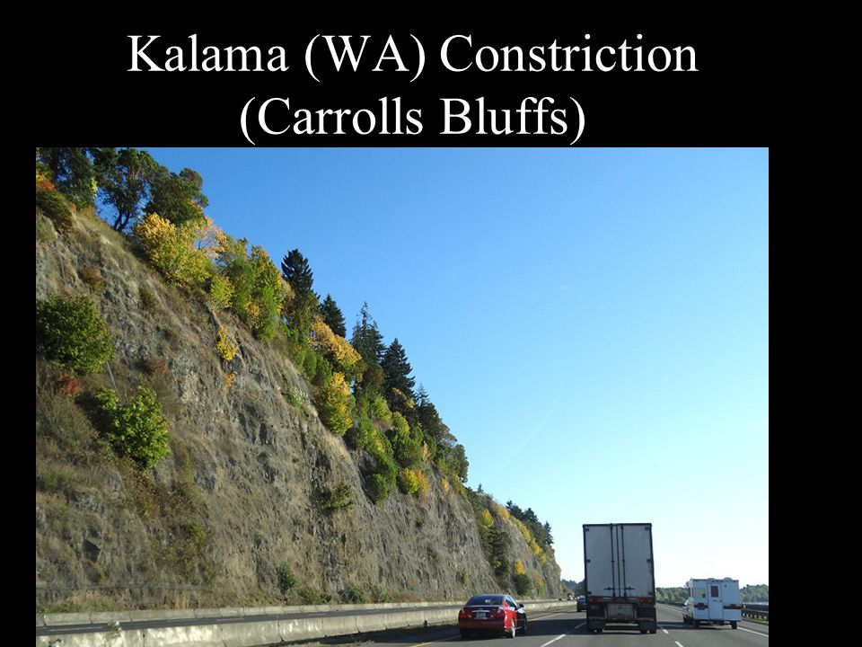 Kalama (WA) Constriction (Carrolls Bluffs)