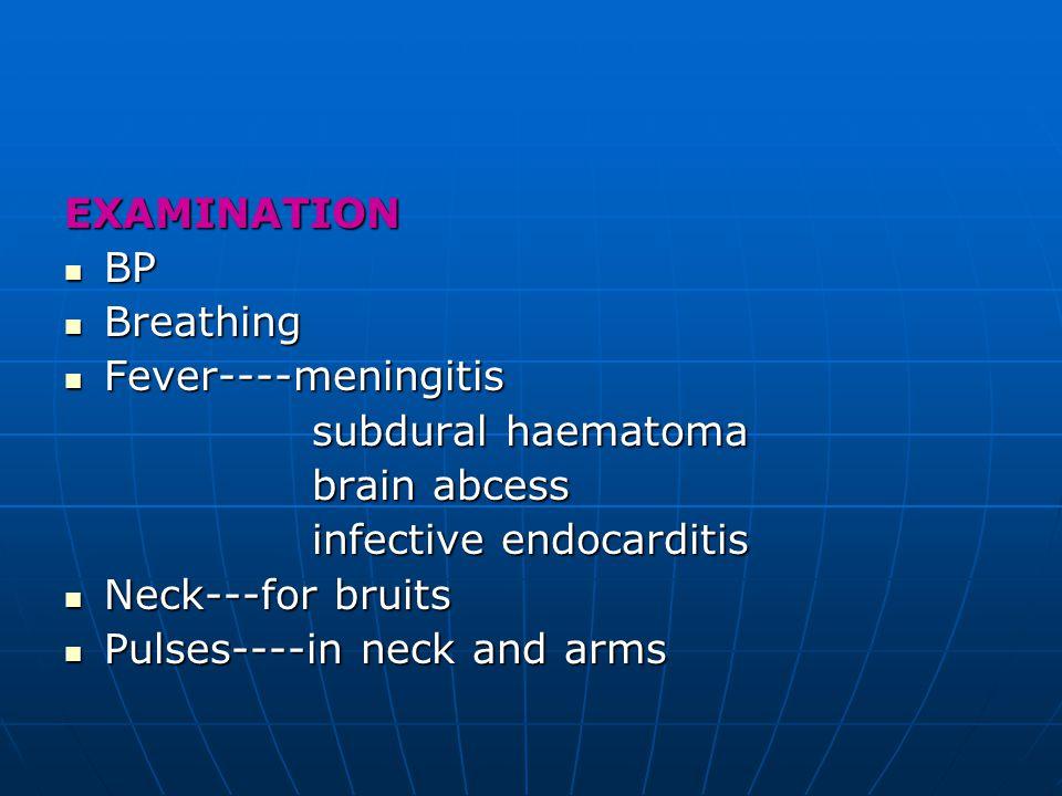 CVS---valvular heart disease,AF CVS---valvular heart disease,AF Skin---signs of cholesterol embolism+IE Skin---signs of cholesterol embolism+IE Fundus Fundus