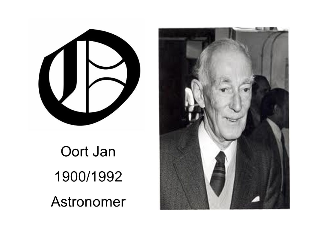 Oort Jan 1900/1992 Astronomer