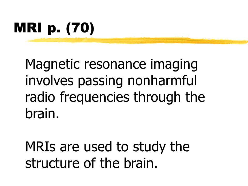 MRI p.
