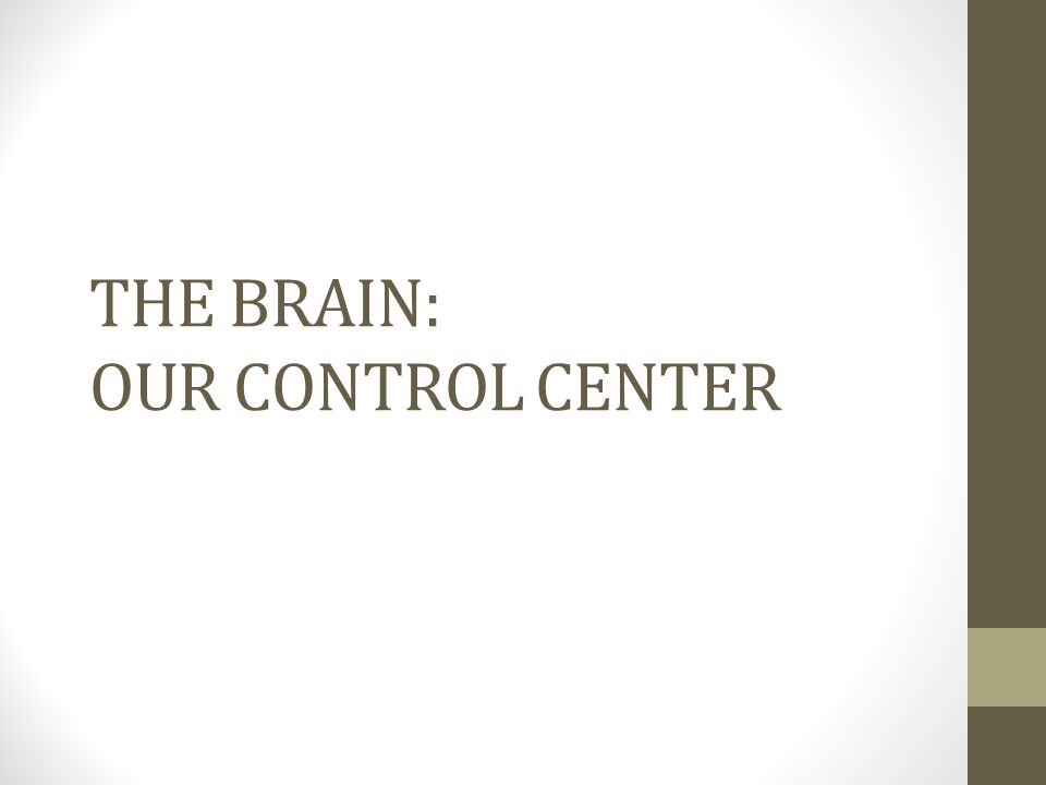 Most left-brained people.