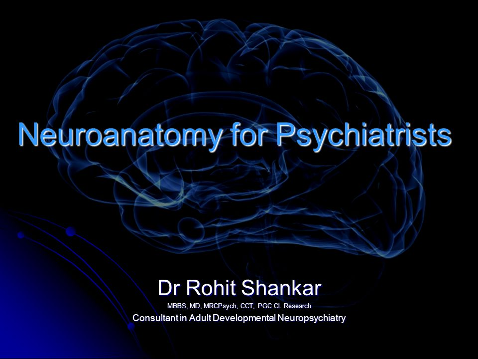 Why should we know any Neurology.