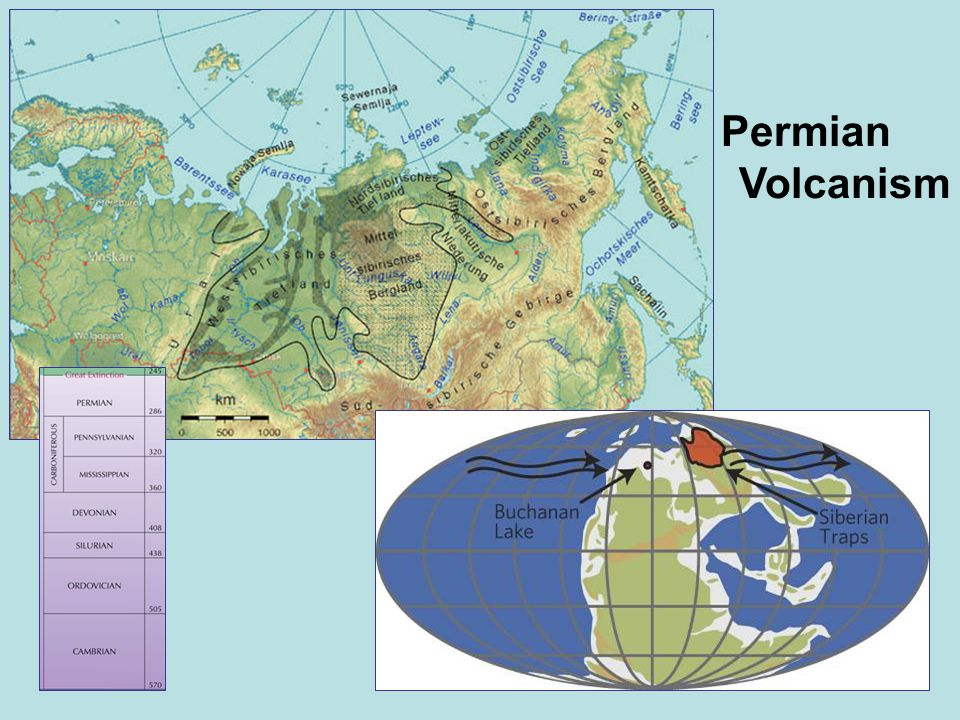 Permian Volcanism