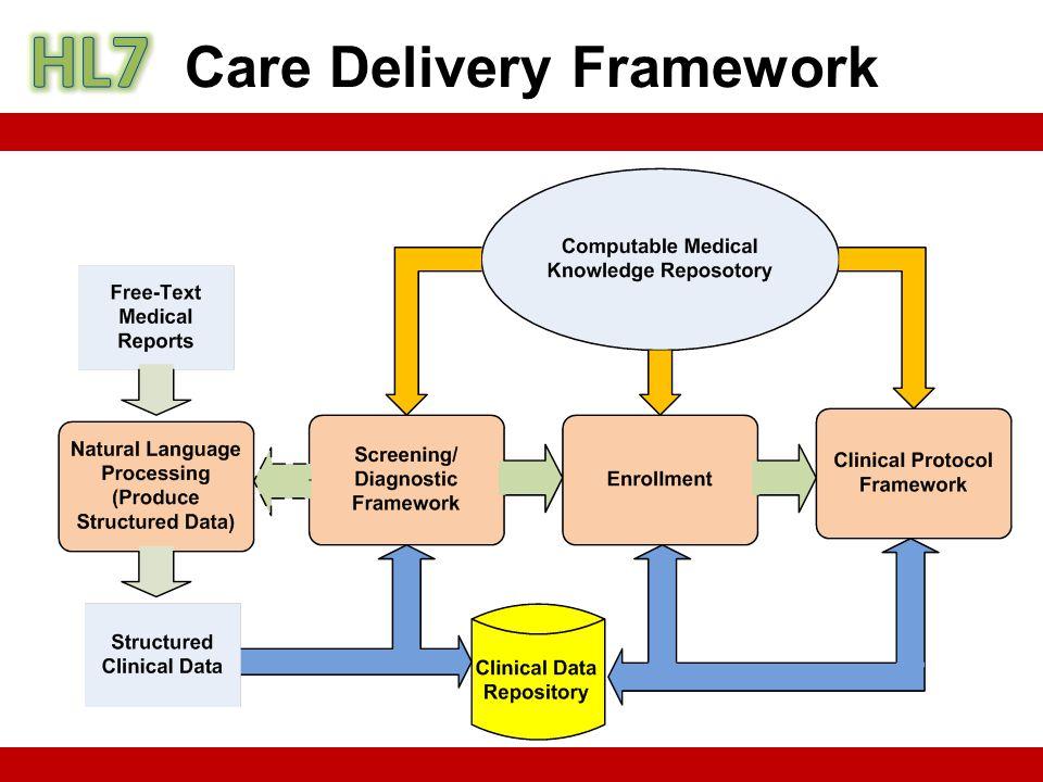 Care Delivery Framework