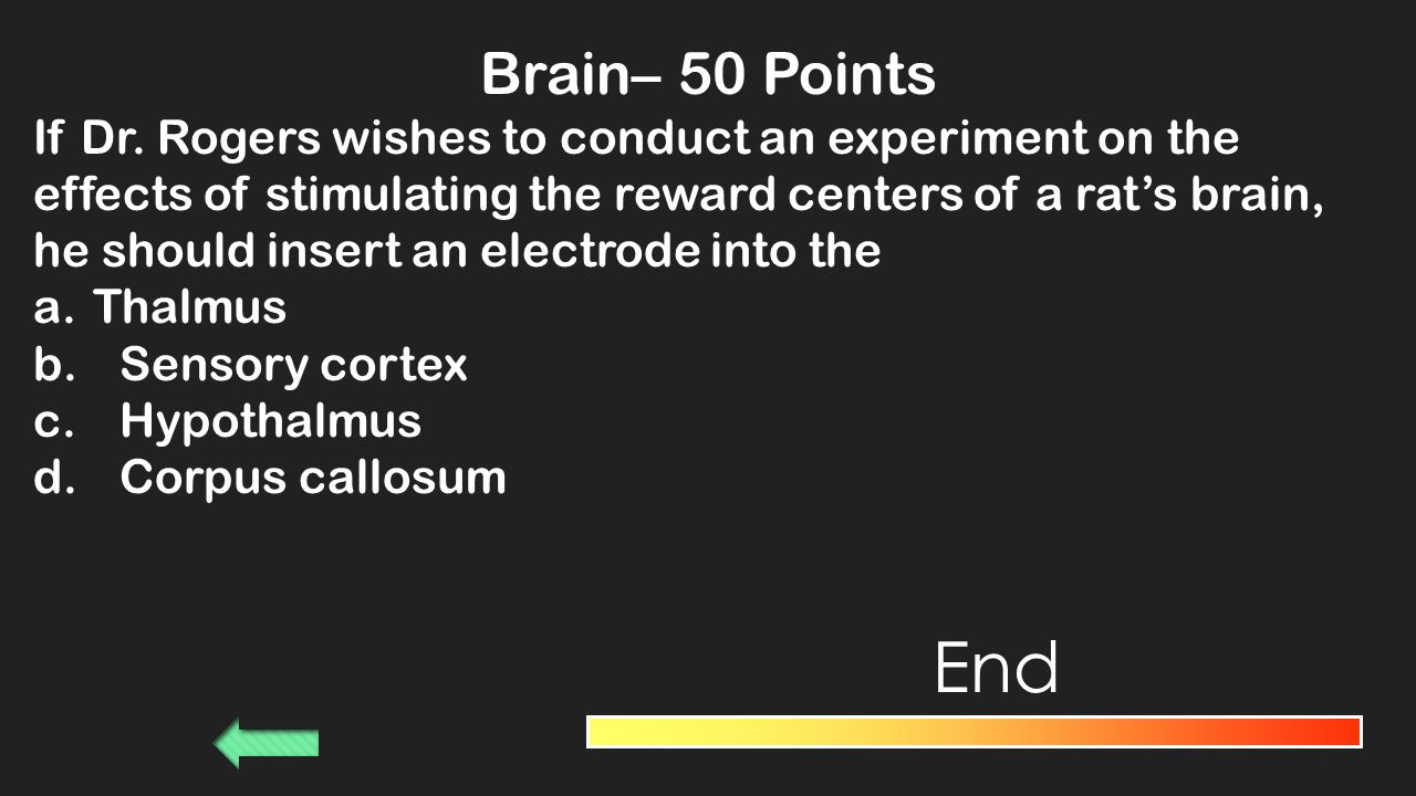 Brain– 40 Points Paralysis of the left arm might be explained by a problem in the a.Motor cortex in the frontal lobe in the left hemisphere b.Motor co