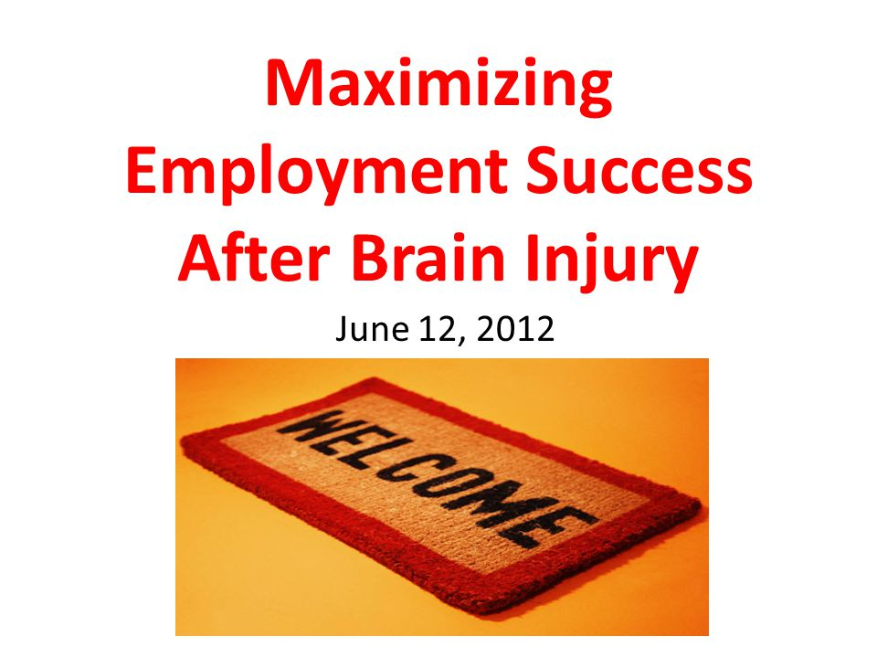 A Few Things About the Brain Pop Quiz How many people sustain a TBI annually.