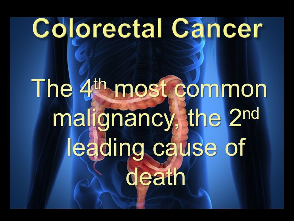 The 4 th most common malignancy, the 2 nd leading cause of death