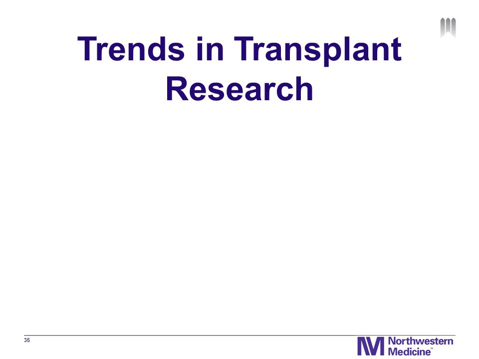 Trends in Transplant Research 35