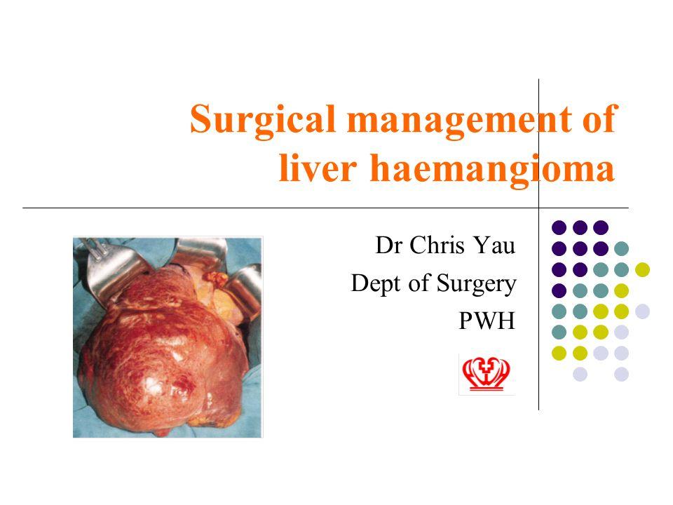 Clinical scenario --- pitfall 68 F USG: 3cm hyperechoic lesion right lobe Typical haemangioma Hepatitis marker –ve, AFP CEA normal FU CT scan: 7cm after 3 yr Trisegmentectomy: cholangiocarcinoma 67 F USG: 4cm lesion left lobe Typical haemangioma Hepatitis marker, AFP CEA normal FU USG 1 yr 8cm mass left lobe, multiple satellite lesions right lobe Palliative care