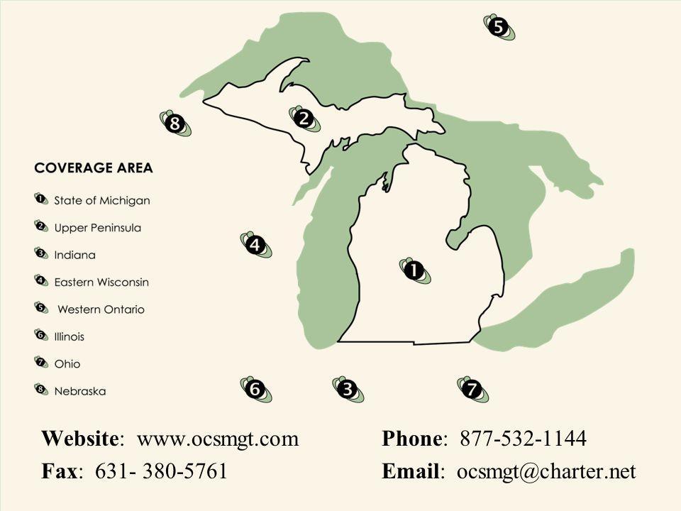 Website: www.ocsmgt.comPhone: 877-532-1144 Fax: 631- 380-5761Email: ocsmgt@charter.net