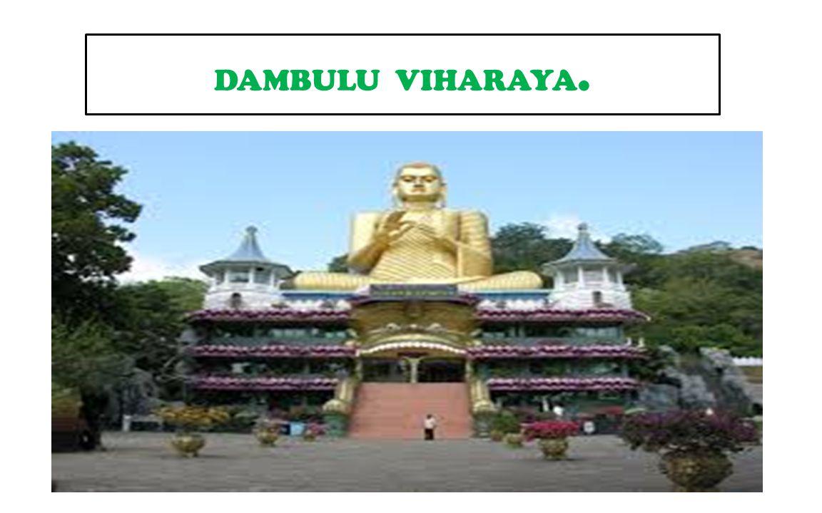 DAMBULU VIHARAYA.