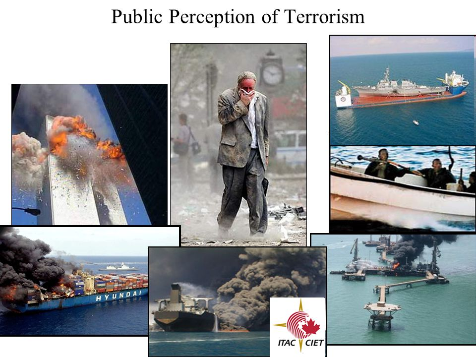 Public Perception of Terrorism