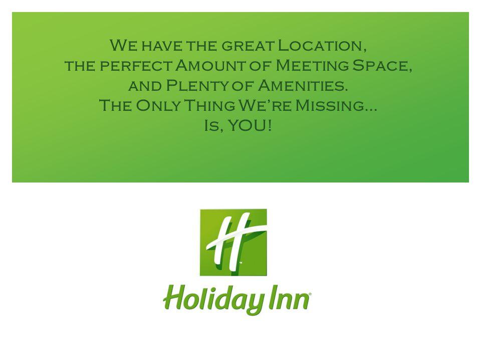 Holiday Inn Charleston – Mt.Pleasant 250 Johnnie Dodds Blvd.