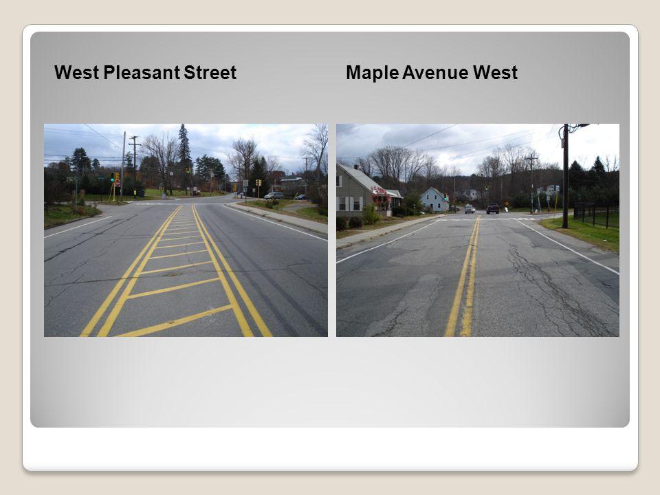 West Pleasant StreetMaple Avenue West