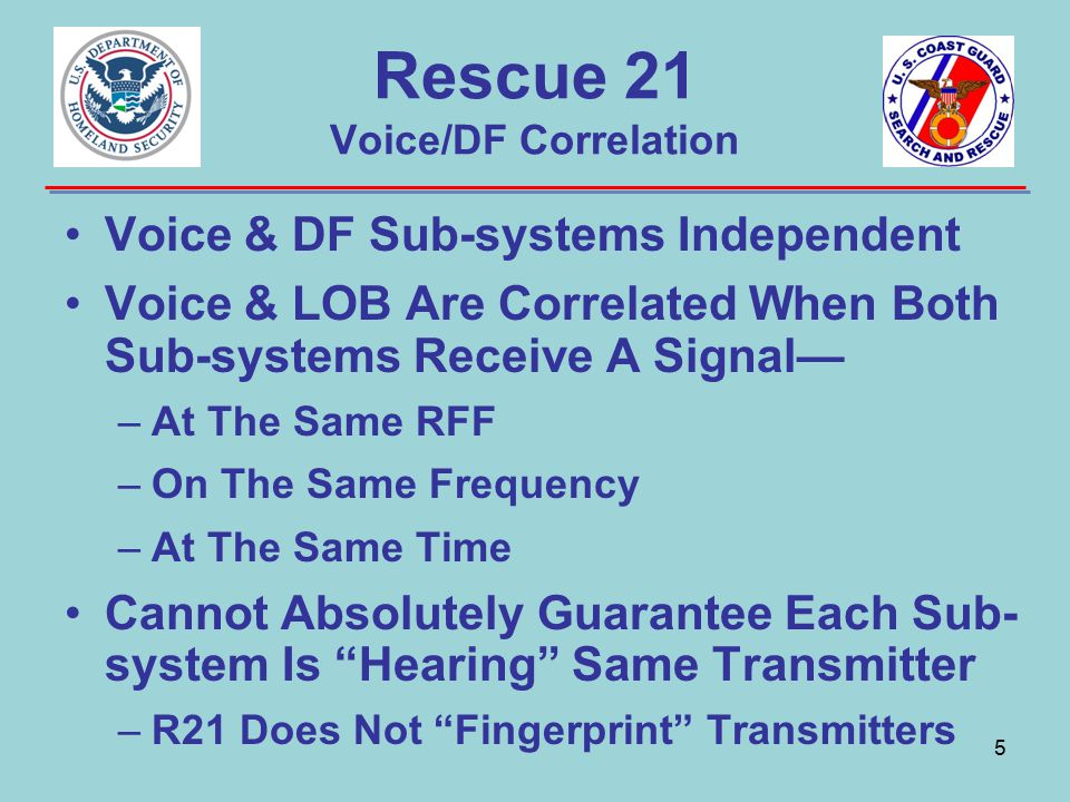 6 Rescue 21 What Does It All Mean.