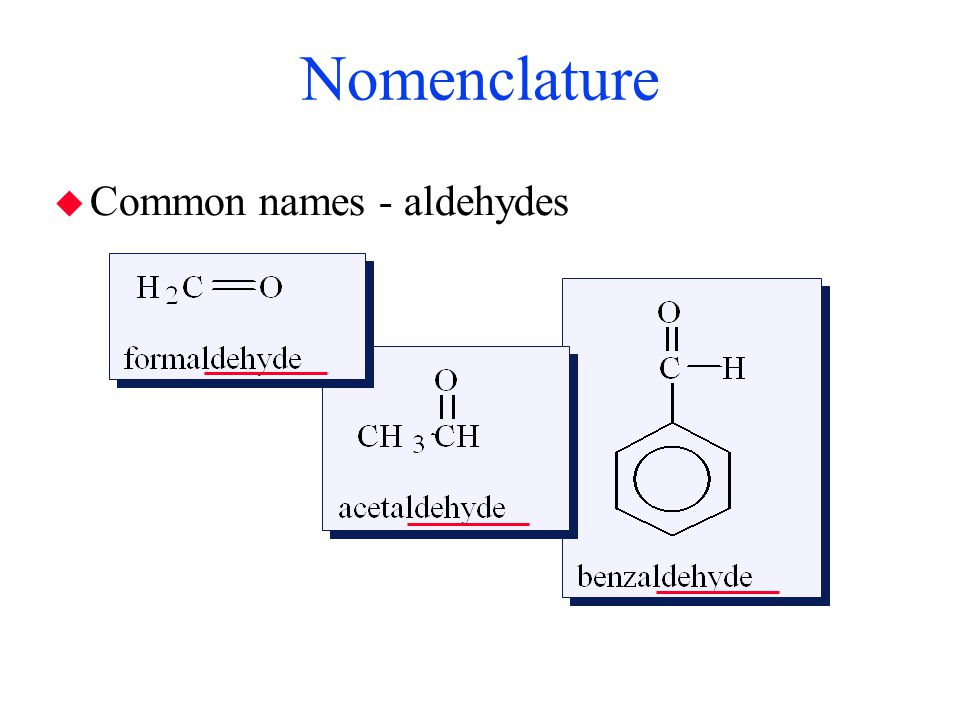 Formation of Acetals  Addition of R-OH –acid catalyzed, 2 moles of alcohol react B ?