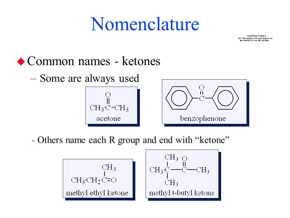 Physical Properties Carbonyls:  Cannot form H bonding with each other:  There is NOT an H connected to a F, N, O  Aldehydes and Ketones are POLAR molecules and form dipole interactions  Gives higher boiling and melting points