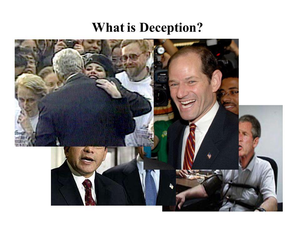 Spoken Cues to Deception CS 4706