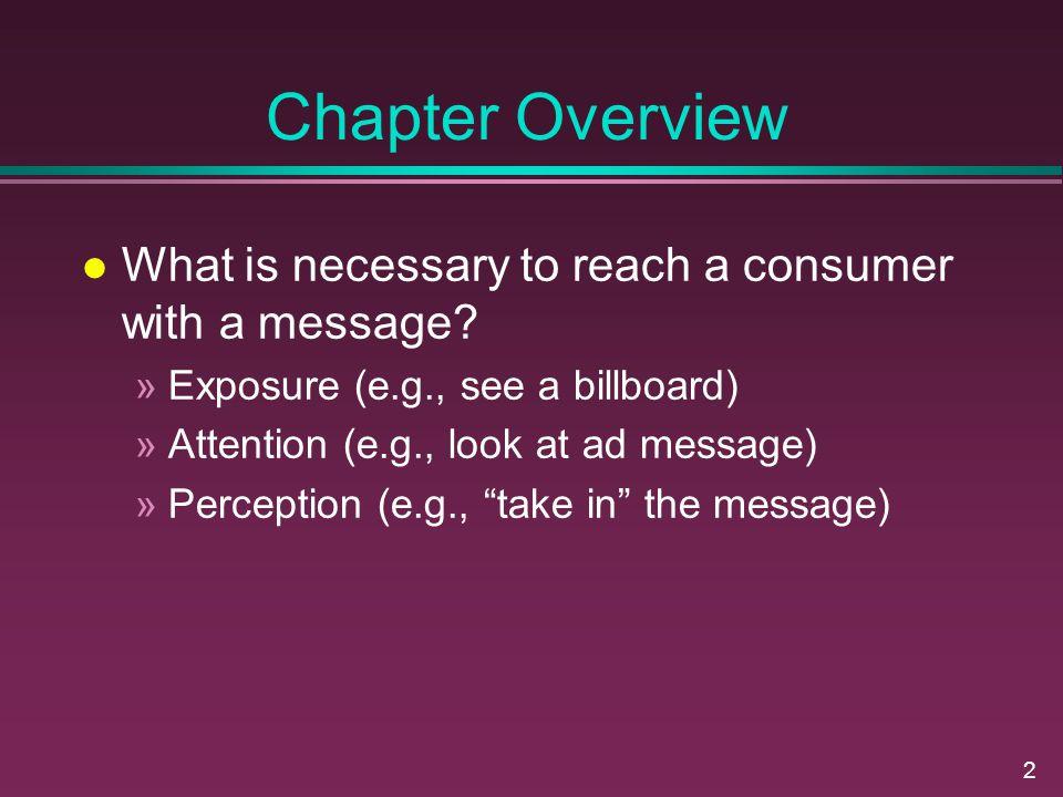 3 How Do You Gain Exposure.