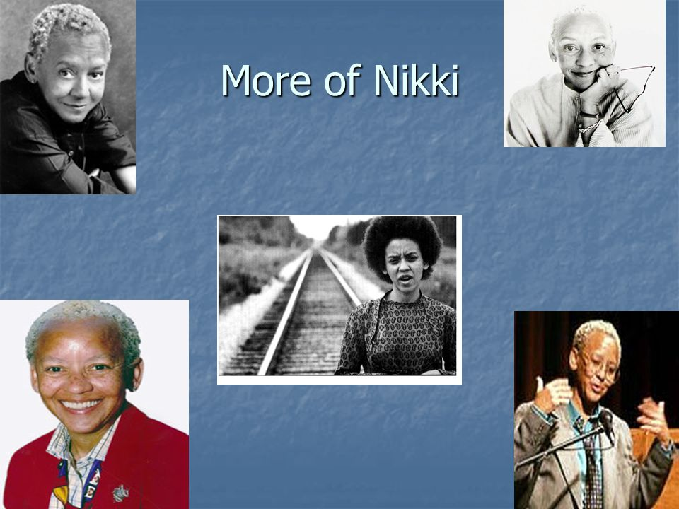 More of Nikki