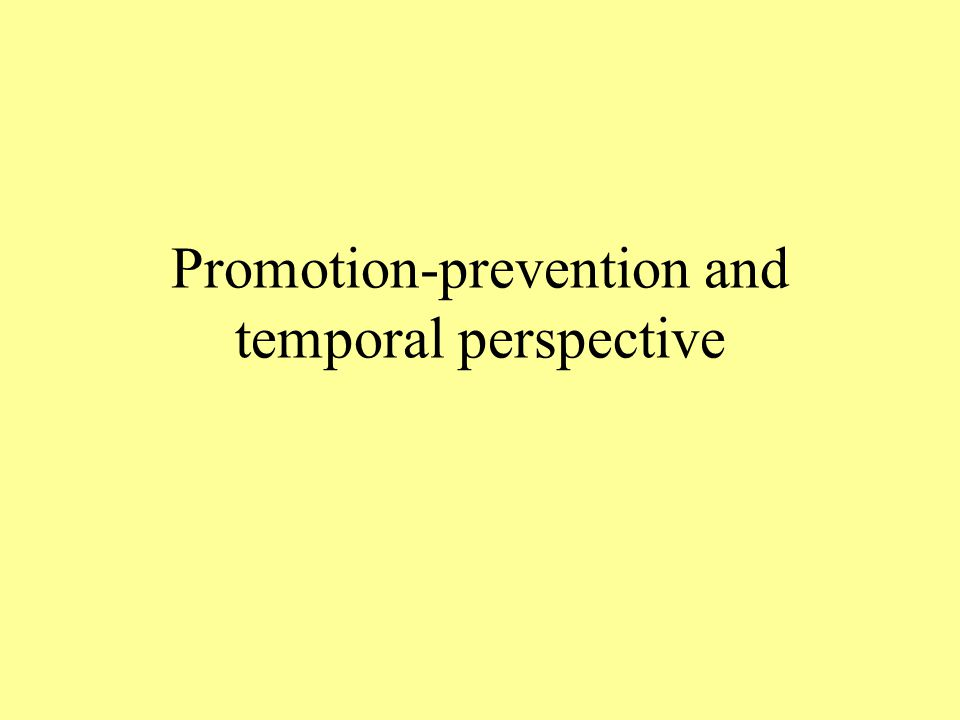 Is the dichotomy of promotion v. prevention related to other dichotomies?