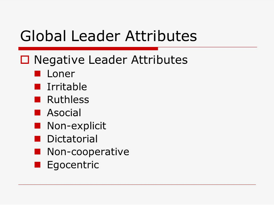 Philosophy and Style of Leadership  Styles of Leadership.