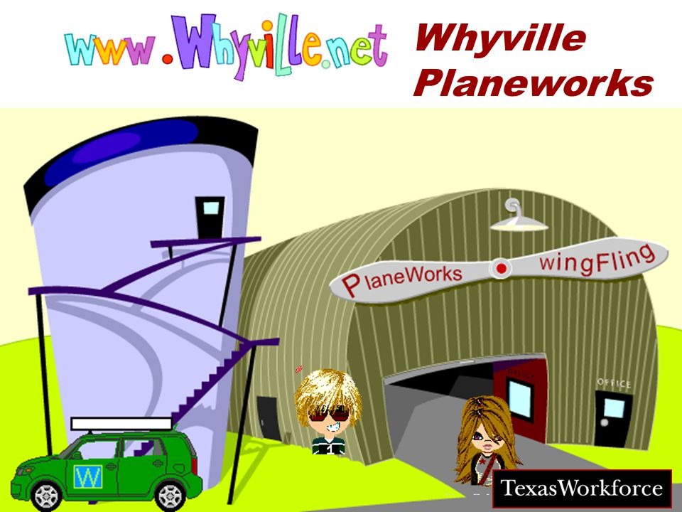 TM Whyville Planeworks
