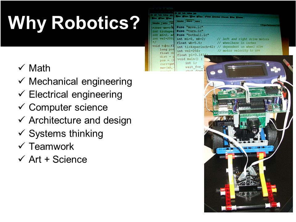 TM Why Robotics.