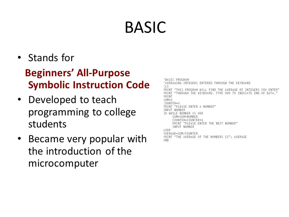 Outline and Objective What Is A Computer Program.Software.