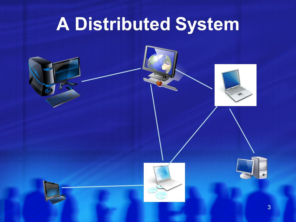 A Distributed System 3