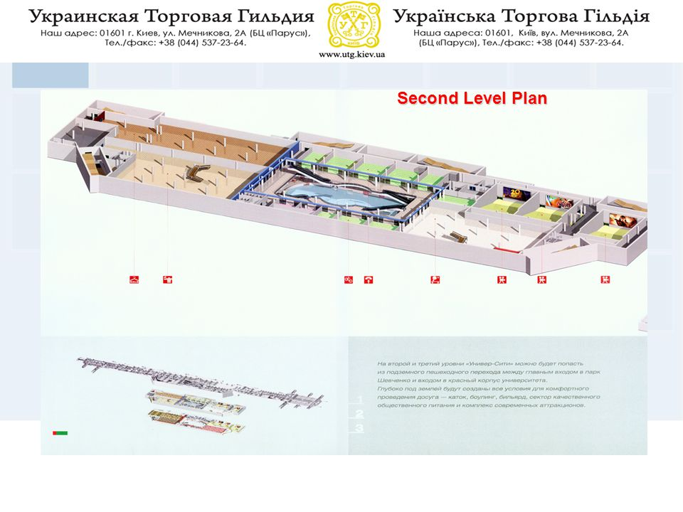 Second Level Plan