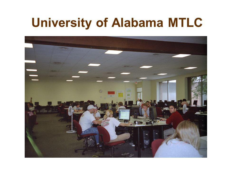 University of Alabama MTLC