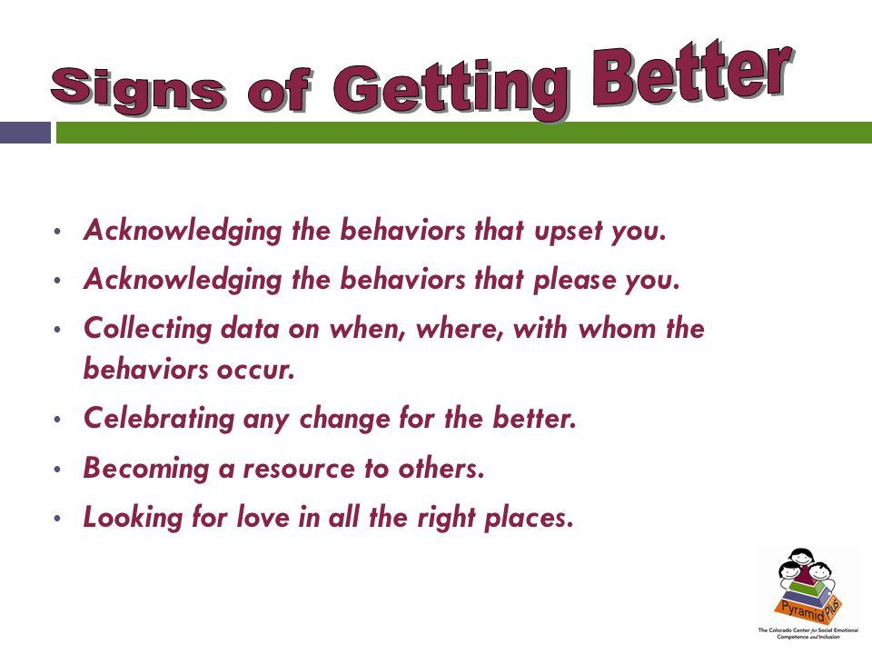 Behavior Teach Appropriate Skills
