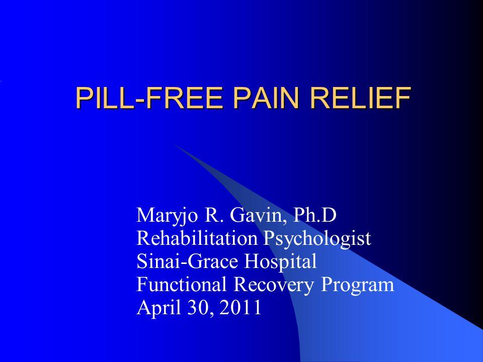 DMC FRP Functional Recovery Program Maryjo Gavin Program Psychologist Maury Ellenberg Medical Director