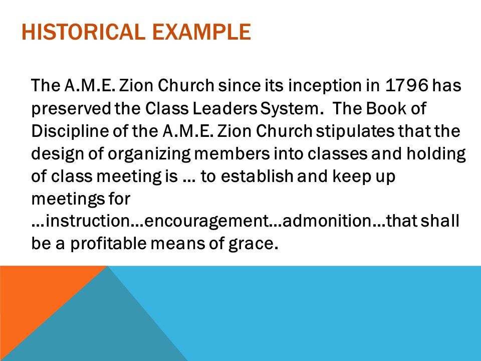 TWO MODELS OF SMALL GROUP DISCIPLESHIP Cognitive Model – Evangelist Small Group Fellowship Behavioral Model – Class Meeting