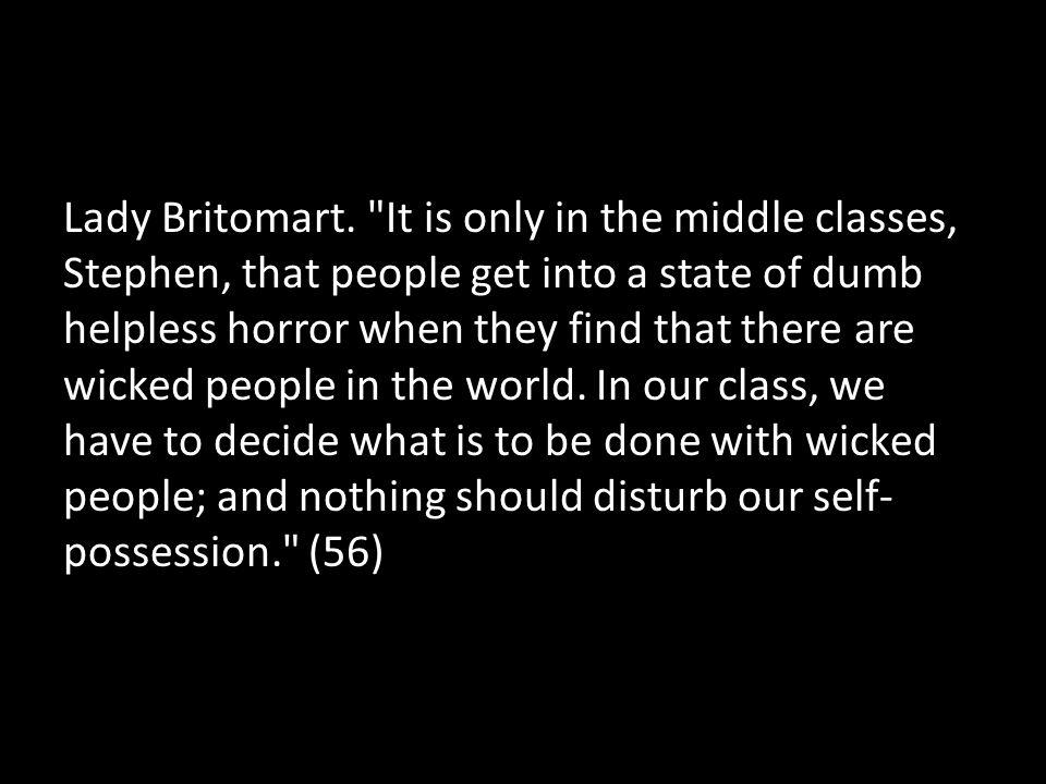 Lady Britomart.