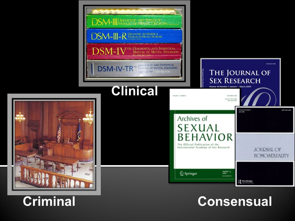Clinical CriminalConsensual