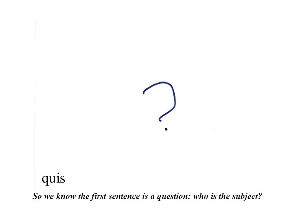 The positioning of the words illustrates the scene – concrete poetry!