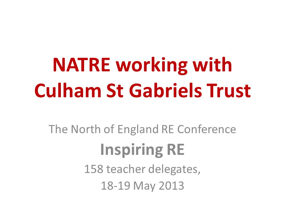 Ed Pawson, NATRE chair, hosted the conference with several NATRE executive members involved in delivering seminars.