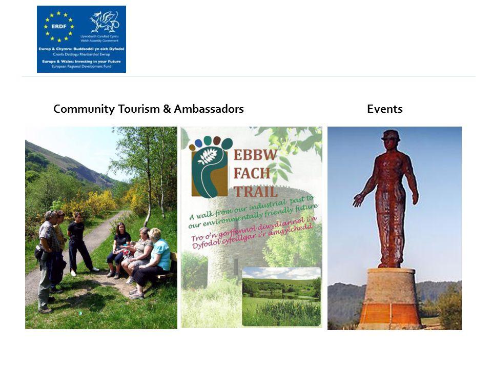 EventsCommunity Tourism & Ambassadors
