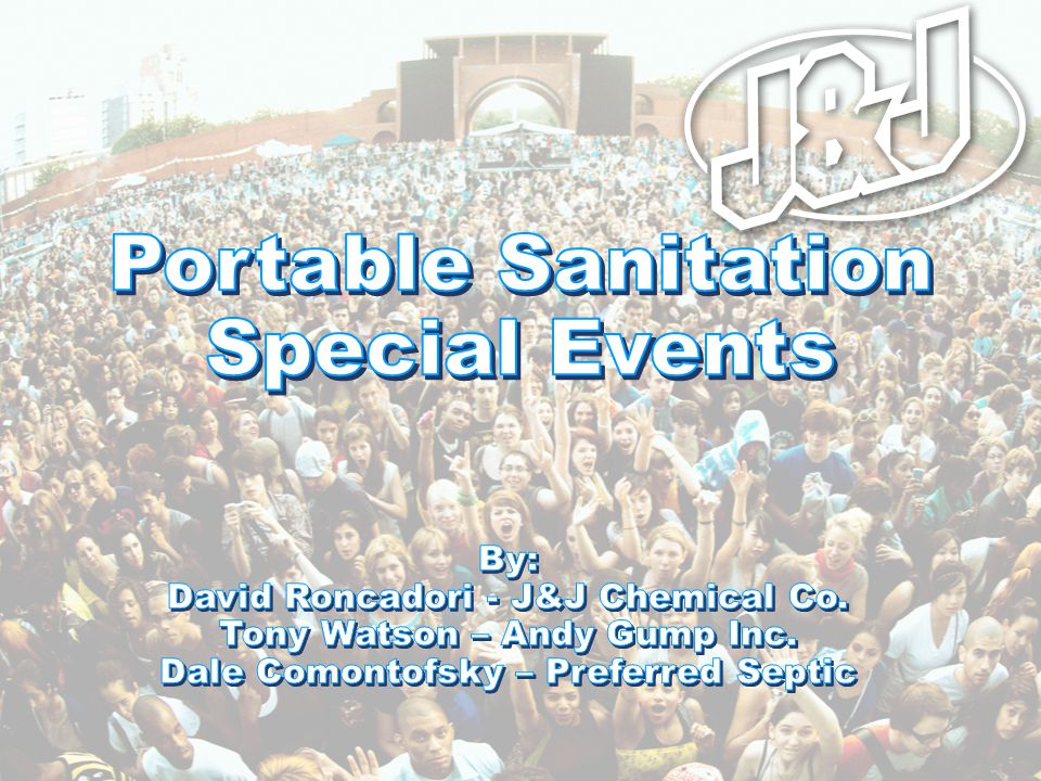 When it comes to supplying portable restrooms for a special event, it s important to ask the right questions.