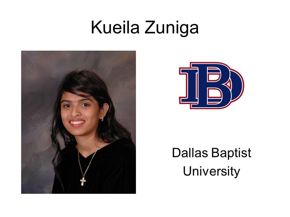 Kueila Zuniga Dallas Baptist University