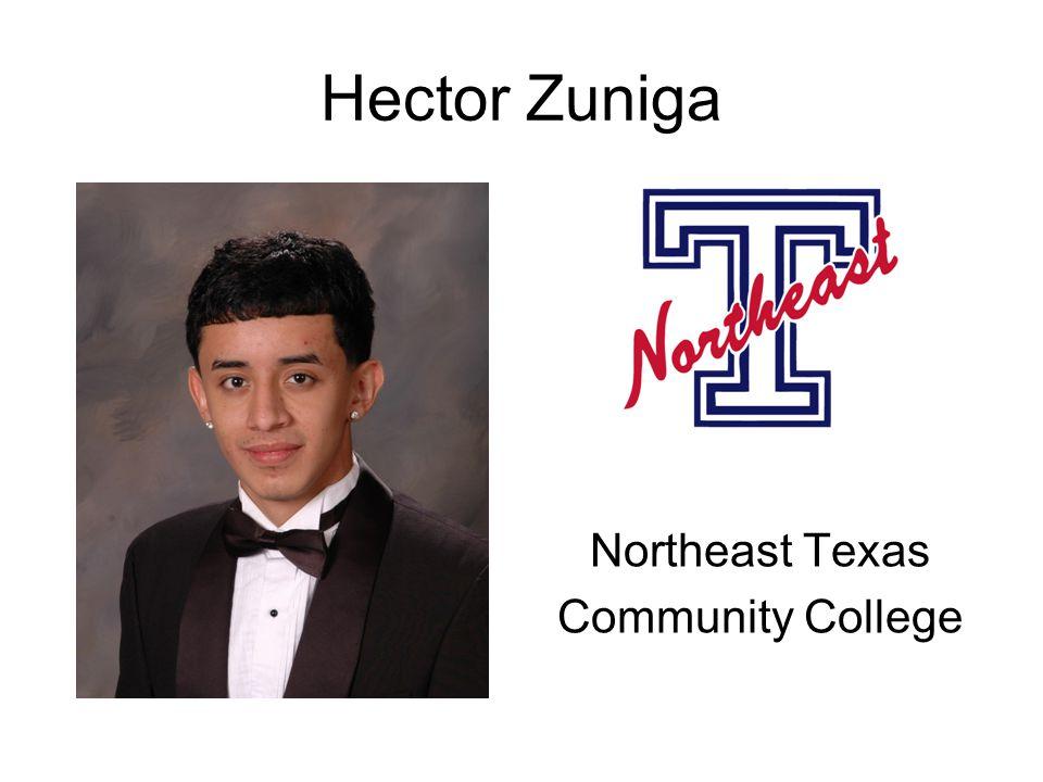 Hector Zuniga Northeast Texas Community College