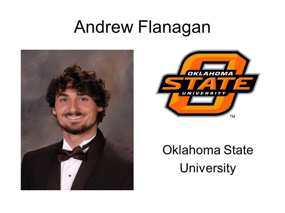 Andrew Flanagan Oklahoma State University