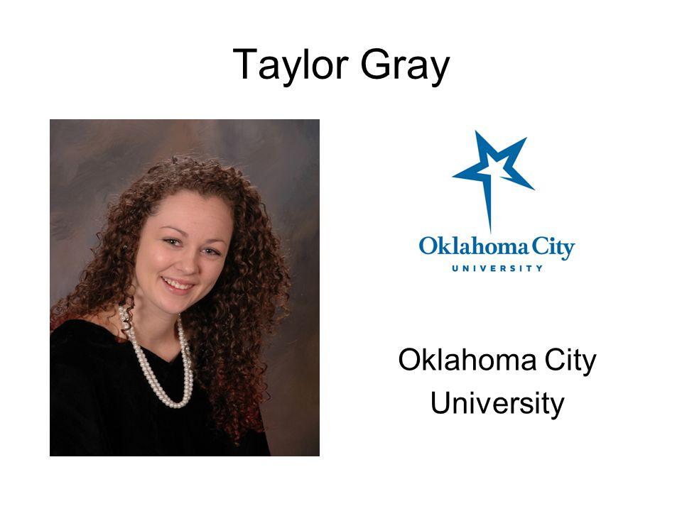 Taylor Gray Oklahoma City University