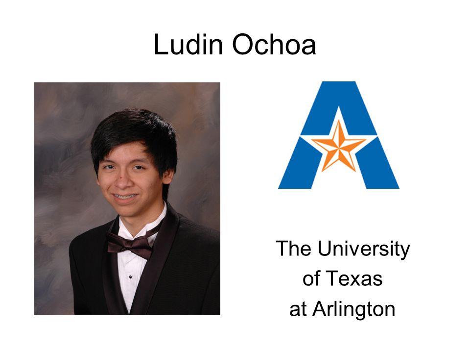Ludin Ochoa The University of Texas at Arlington