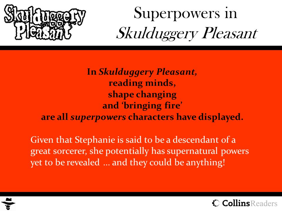 What would your choice of one amazing superpower be.